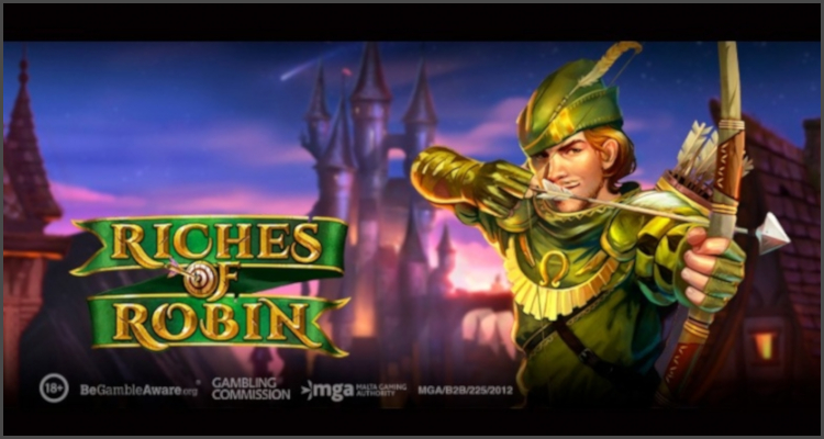 Play'n GO goes medieval with new Riches of Robin video slot