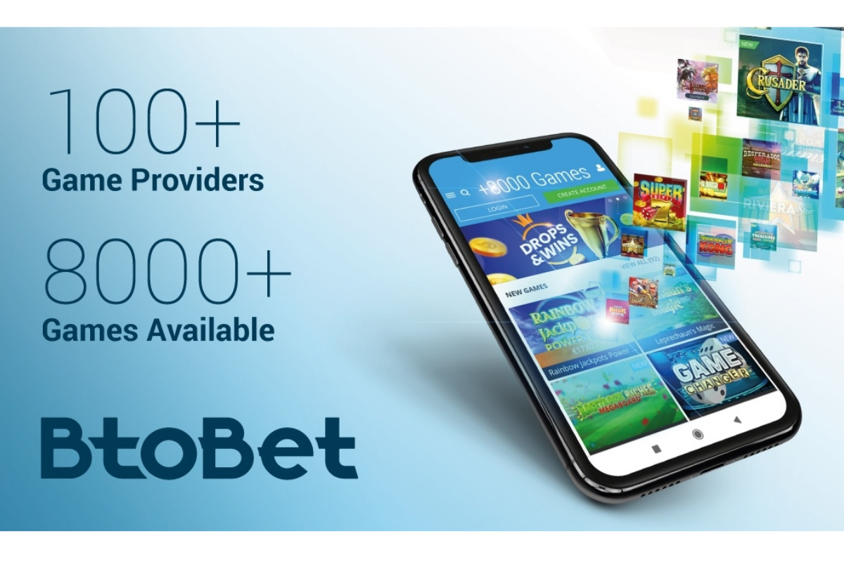 "BtoBet Reaches ""100+ Game Providers"" Milestone"