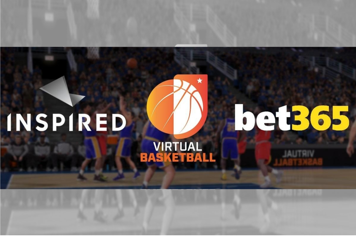 Inspired Offers V-Play Basketball on Bet365.com