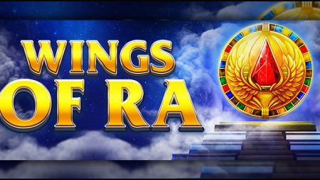 Red Tiger Gaming Limited goes Egyptian with new Wings of Ra video slot