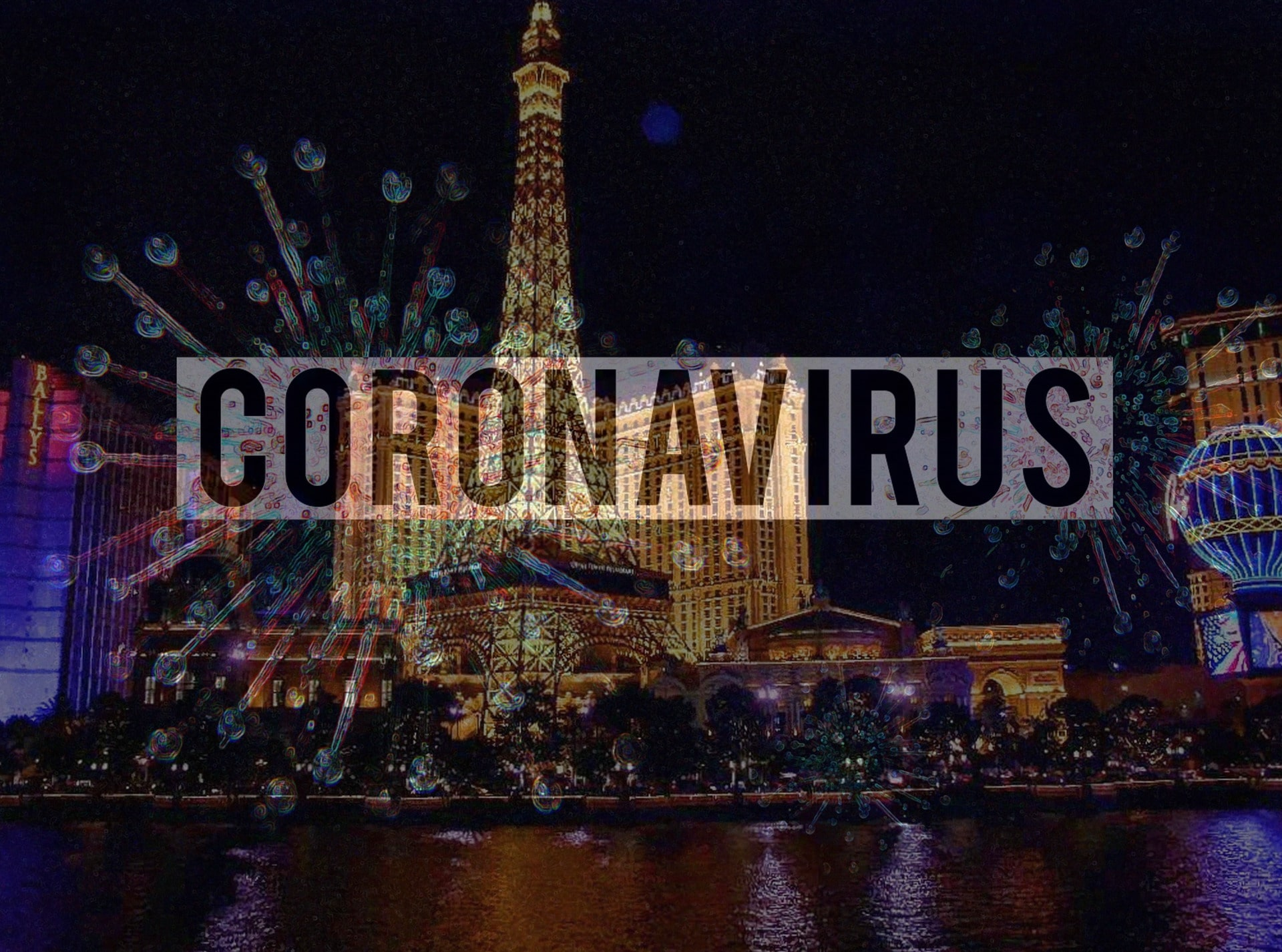 Reaction of US Land-Based Casinos to the Spread of Coronavirus