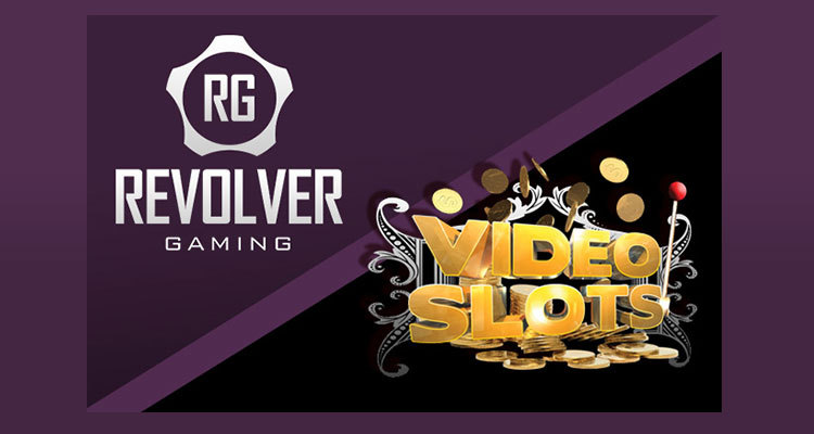 Online slot developer Revolver Gaming announces content agreement with Videoslots