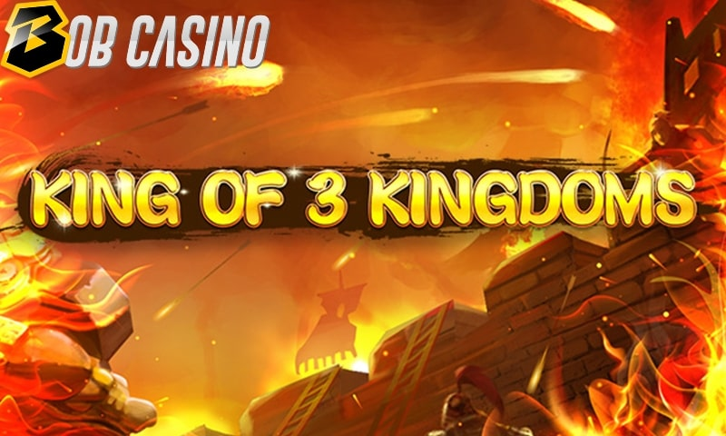 King of 3 Kingdoms Slot Review (NetEnt)