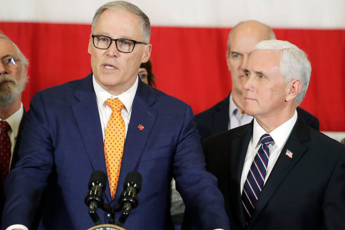 Washington Governor Jay Inslee Signs Bill Allowing Sports Betting in Tribal Casinos