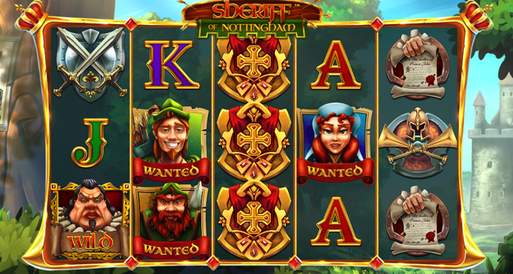 iSoftBet launches innovative Sheriff of Nottingham slot including special features