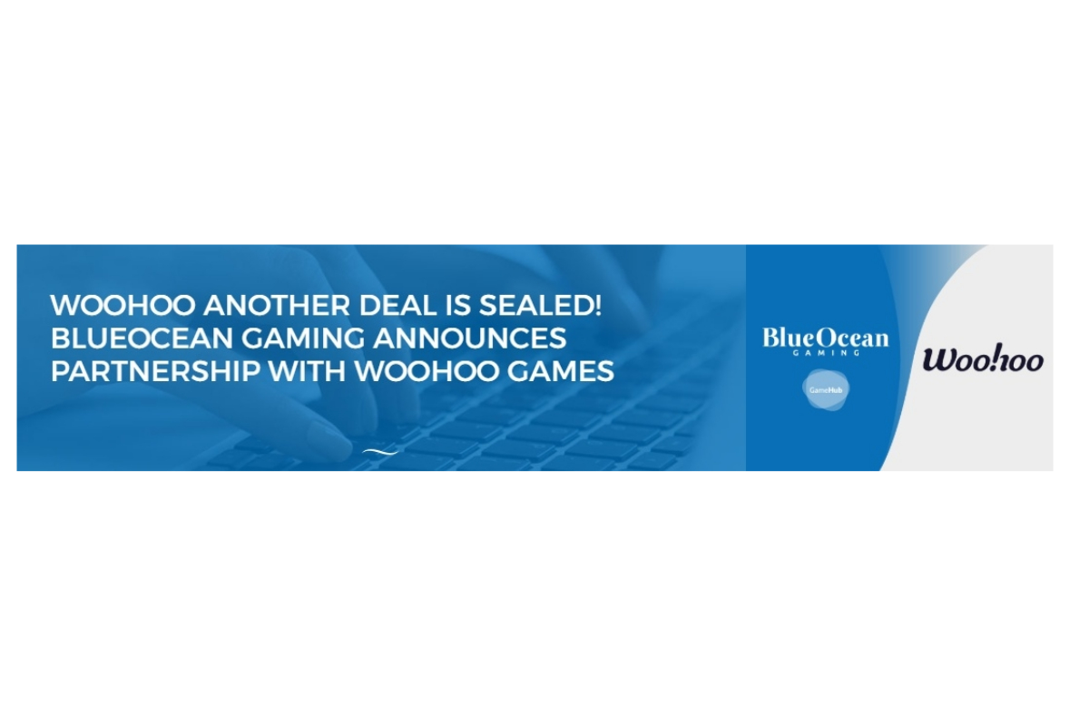 BlueOcean gaming integrates Woohoo Games