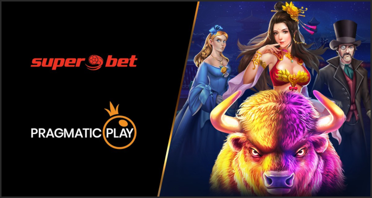Pragmatic Play Limited inks Superbet.ro games supply deal