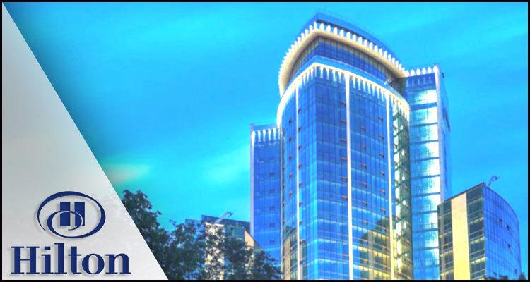 Casino possibility for Ukraine's five-star Hilton Kyiv