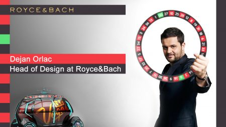 Exclusive Q&A with Dejan Orlac, Head of Design at Royce&Bach
