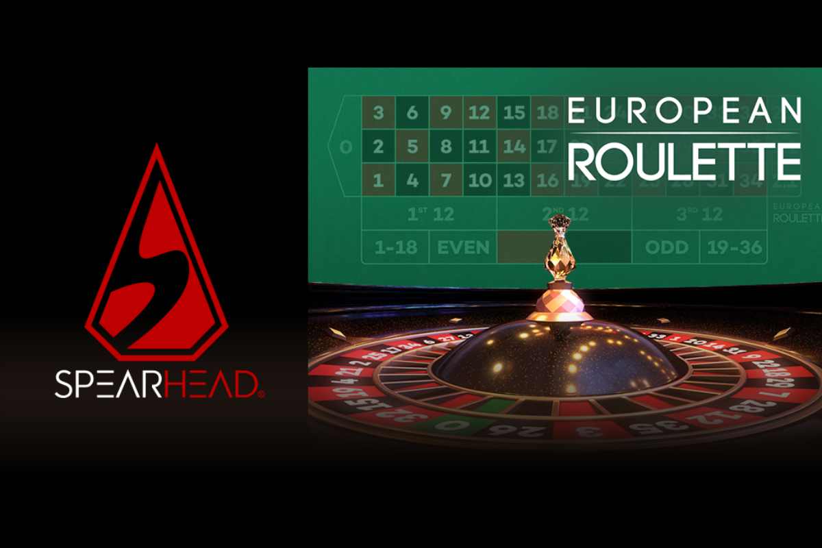 Spearhead Studios releases its seventh title and first table game European Roulette