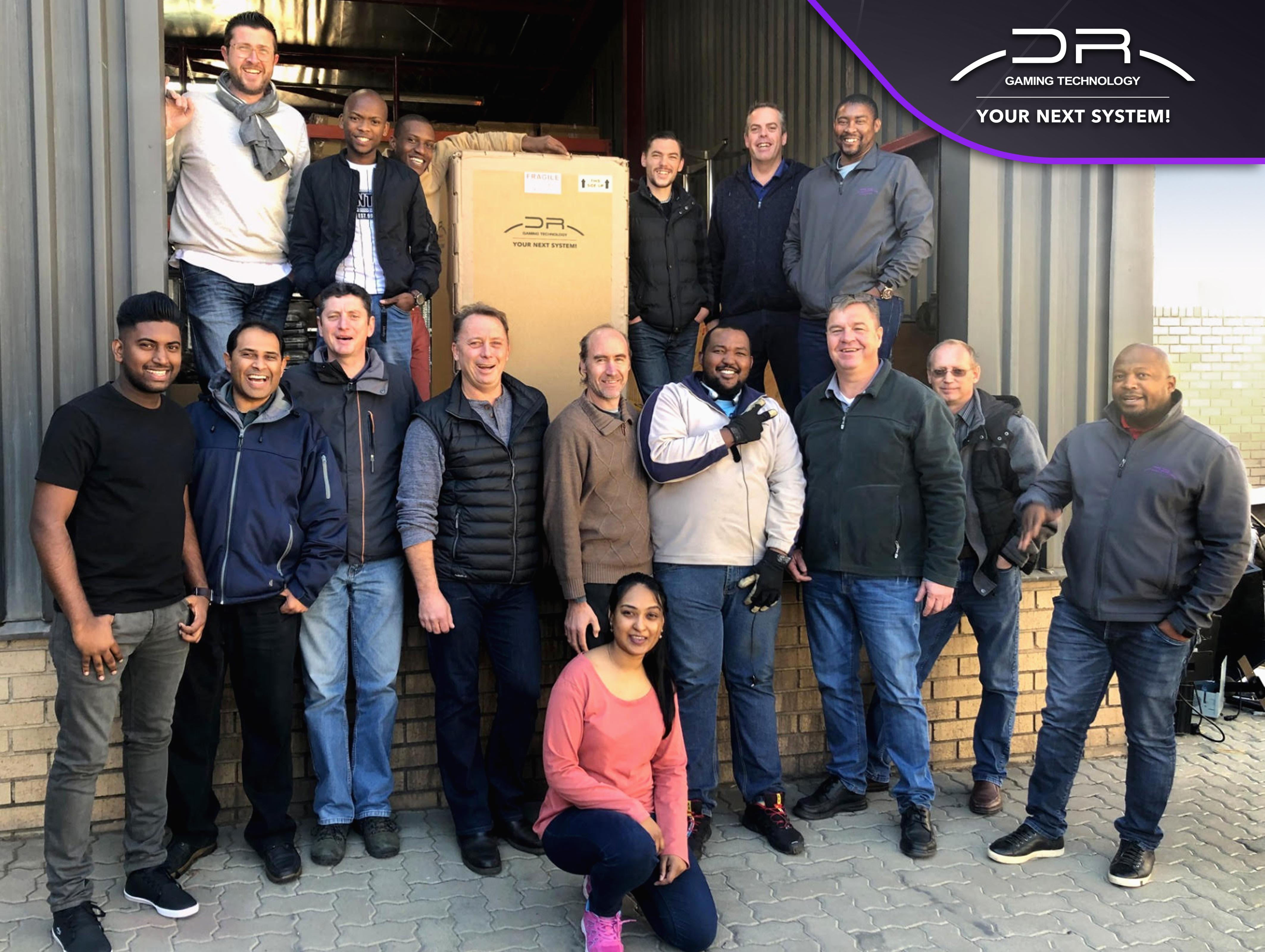 DRGT celebrates a decade in Africa