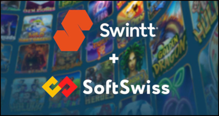 SoftSwiss inks Swintt online casino games integration deal