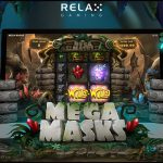 Relax Gaming Limited premieres jungle-themed Mega Masks video slot