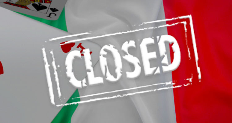 Playtech closes Italian Snaitech retail shops as coronavirus spreads