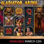"""Shane Cotter, Booming Games' Director of Product invites you to """"join Booming Games on the battlefield as Gladiator Arena is unleashed."""""""