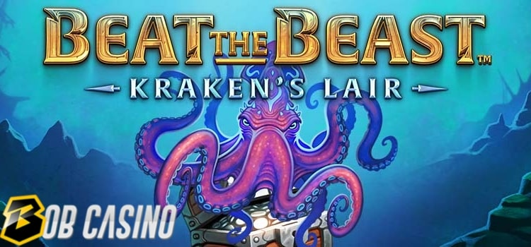 Beat the Beast: Kraken's Lair Slot Review (Thunderkick)