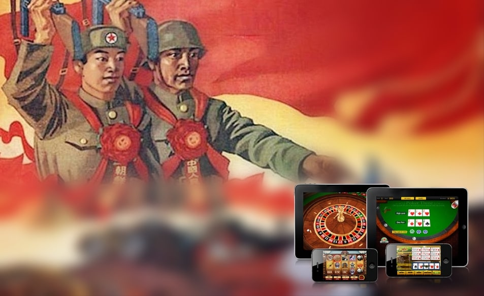 Chinese Government May Use a Blacklist of Illegal Gambling Websites