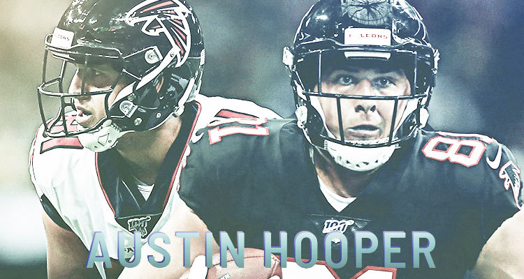 Cleveland Browns Sign Tight End Austin Hooper (4 Year $44 Million Contract)