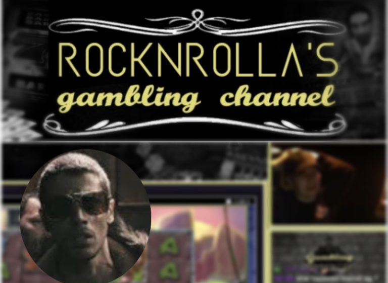Rocknrolla: All You Need to Know About Twitch Gambling's Foul-Mouthed Rock Star