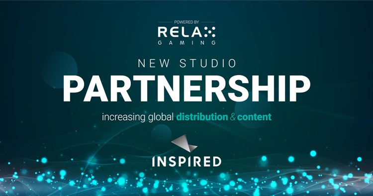 Relax Gaming agrees third-party studio deal with Inspired Entertainment