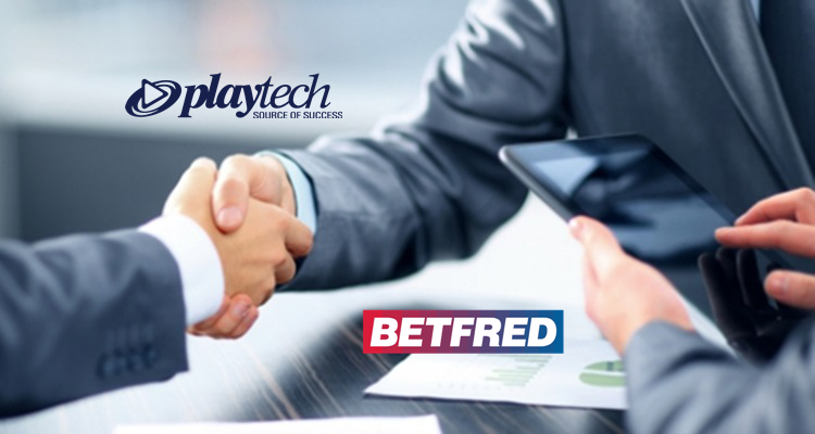 Playtech extends long-term partnership with Betfred