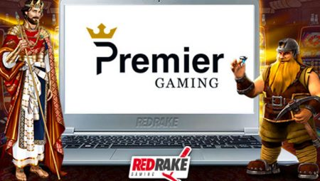 Red Rake Gaming agrees new partnership deal with Premier Gaming