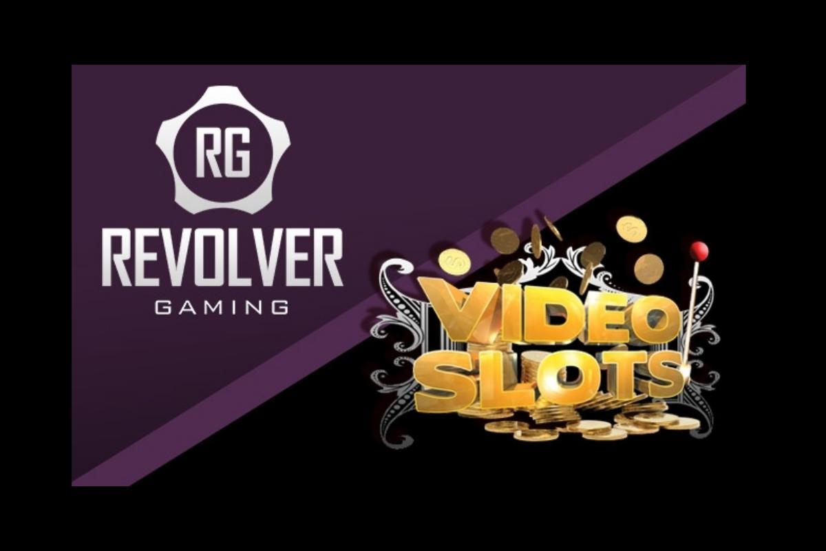 Revolver Gaming live at Videoslots