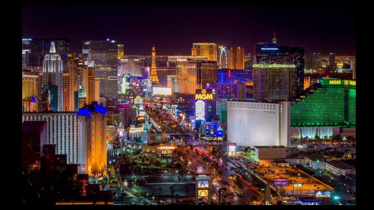 Las Vegas goes into semi-lockdown