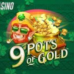 9 Pots of Gold Slot Review (Quickfire/Gameburger Studios)