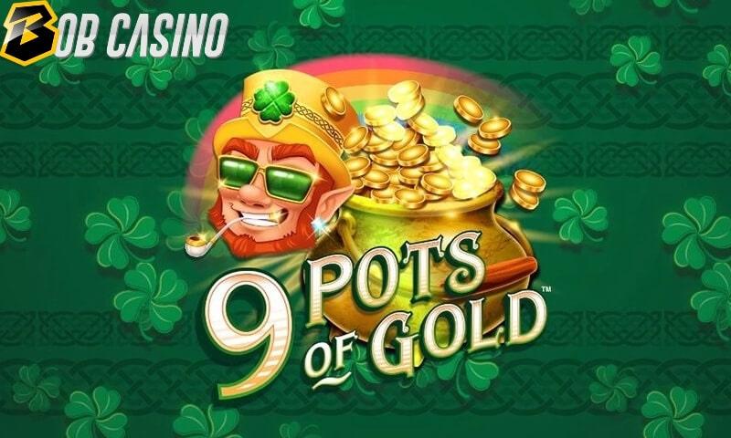 9 Pots of Gold Slot Review (Quickfire/Gameburger Studios)