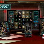 You are about to carry out the robbery of the century on 777 HEIST, the new video slot from Red Rake Gaming