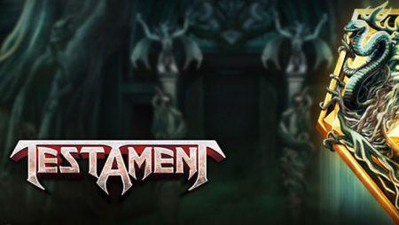 Play'n GO unleashes thrash metal band inspired slot Testament