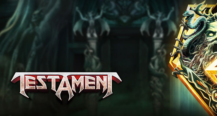 Play'n GO unleashes thrash metal band inspired slot Testament