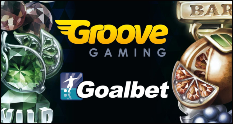 Groove Gaming Limited inks Goalbet aggregation alliance