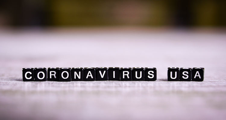 Coronavirus and sports: major events impacted included NBA and NCAA
