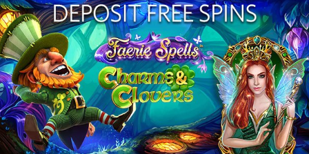 Intertops Poker offering magical month in March featuring faeries, leprechauns and extra spins