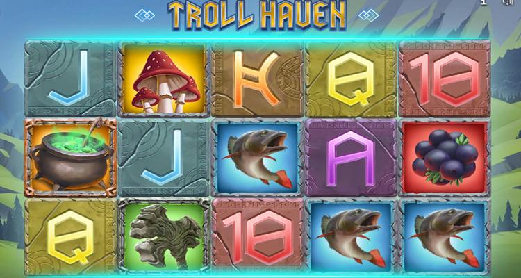 Endorphina presents new Scandinavian adventure slot game Troll Haven