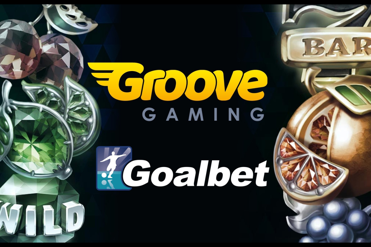 GrooveGaming scores a goal with Goalbet
