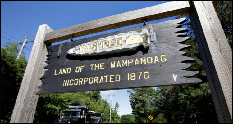 Mashpee Wampanoag Tribe has its reservation 'disestablished'