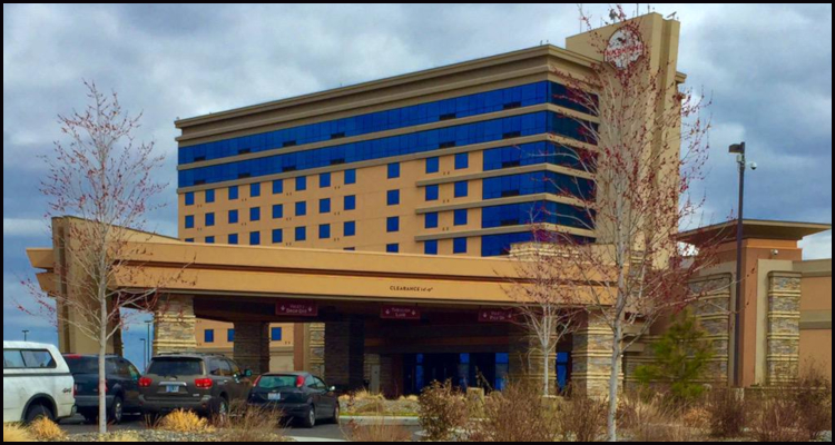 Oregon tribal casino temporarily closed due to coronavirus outbreak