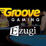 GrooveGaming announce more live content with Ezugi deal