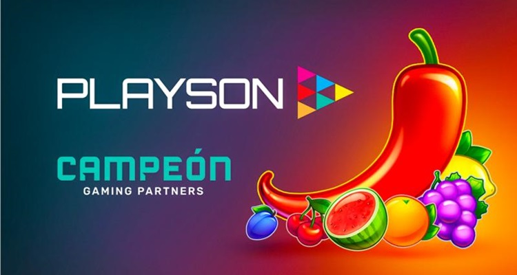 Campeon Gaming to expand online casino offering via Playson commercial deal