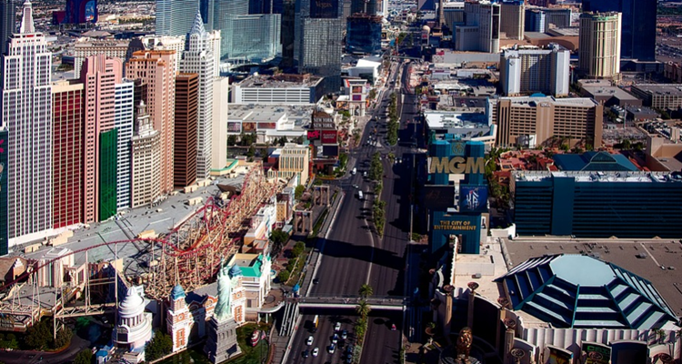 Nevada governor shuts down casinos for 30-days