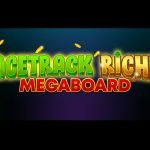 iSoftBet launches exclusively on Planetwin365 the new Racetrack Riches Megaboard™ slot