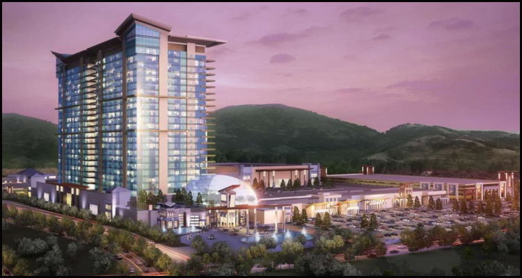 Federal approval for tribe's envisioned North Carolina casino
