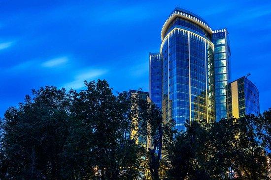 Hotel giant has casino plans for Ukraine
