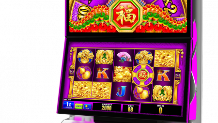 Aruze Gaming launches three slots