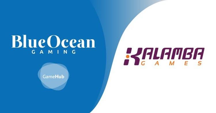 Kalamba to expand BlueOcean's Gamehub via content integration