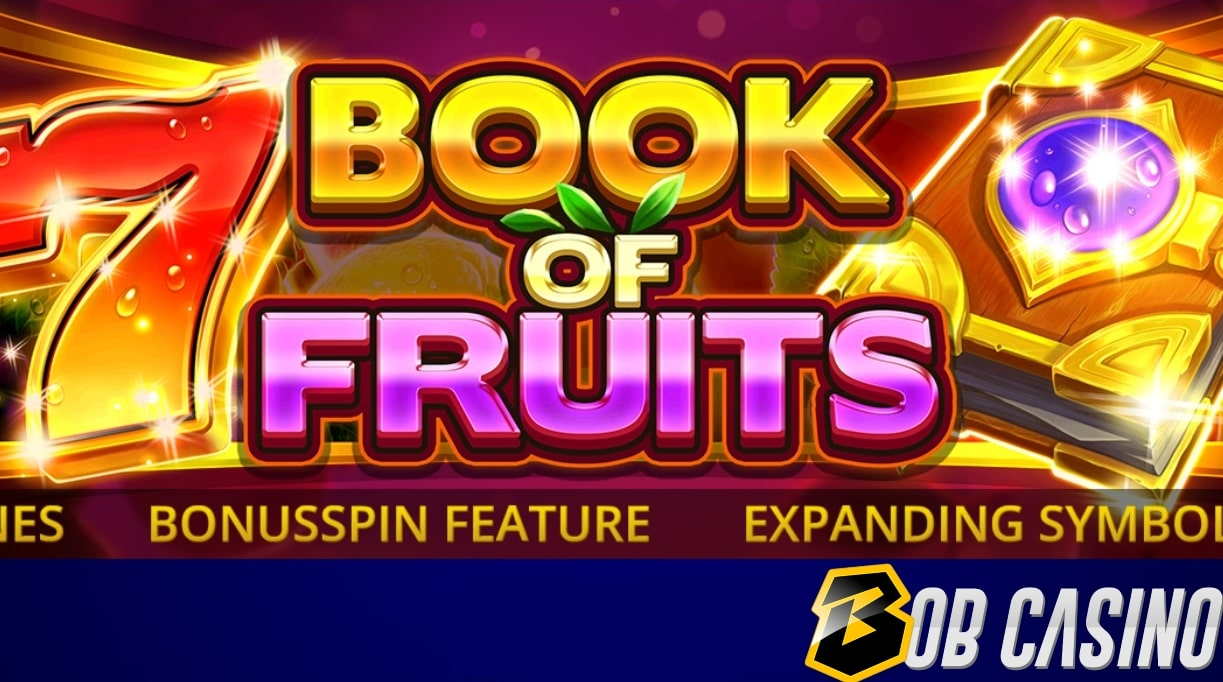 Book of Fruits Slot Review (Amatic)