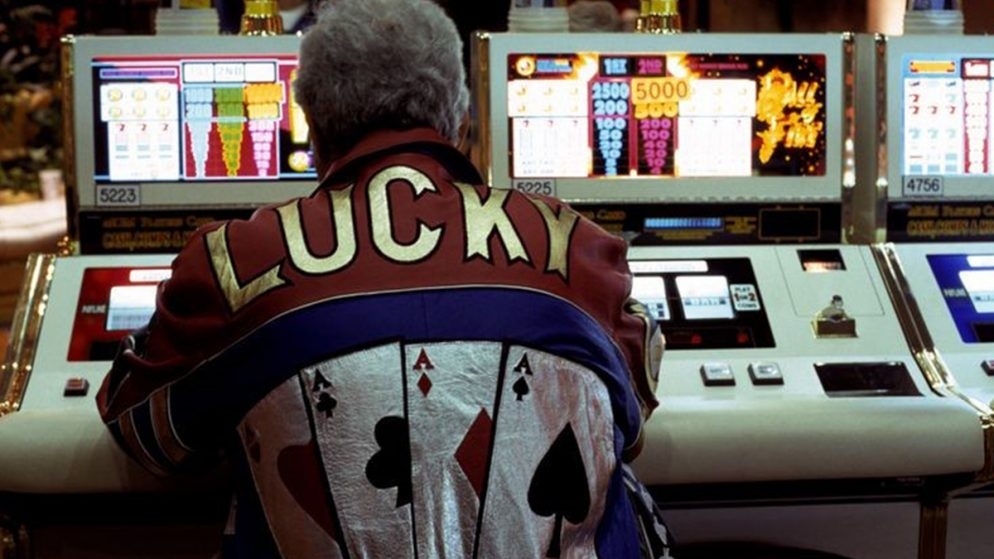 Try your luck in various types games